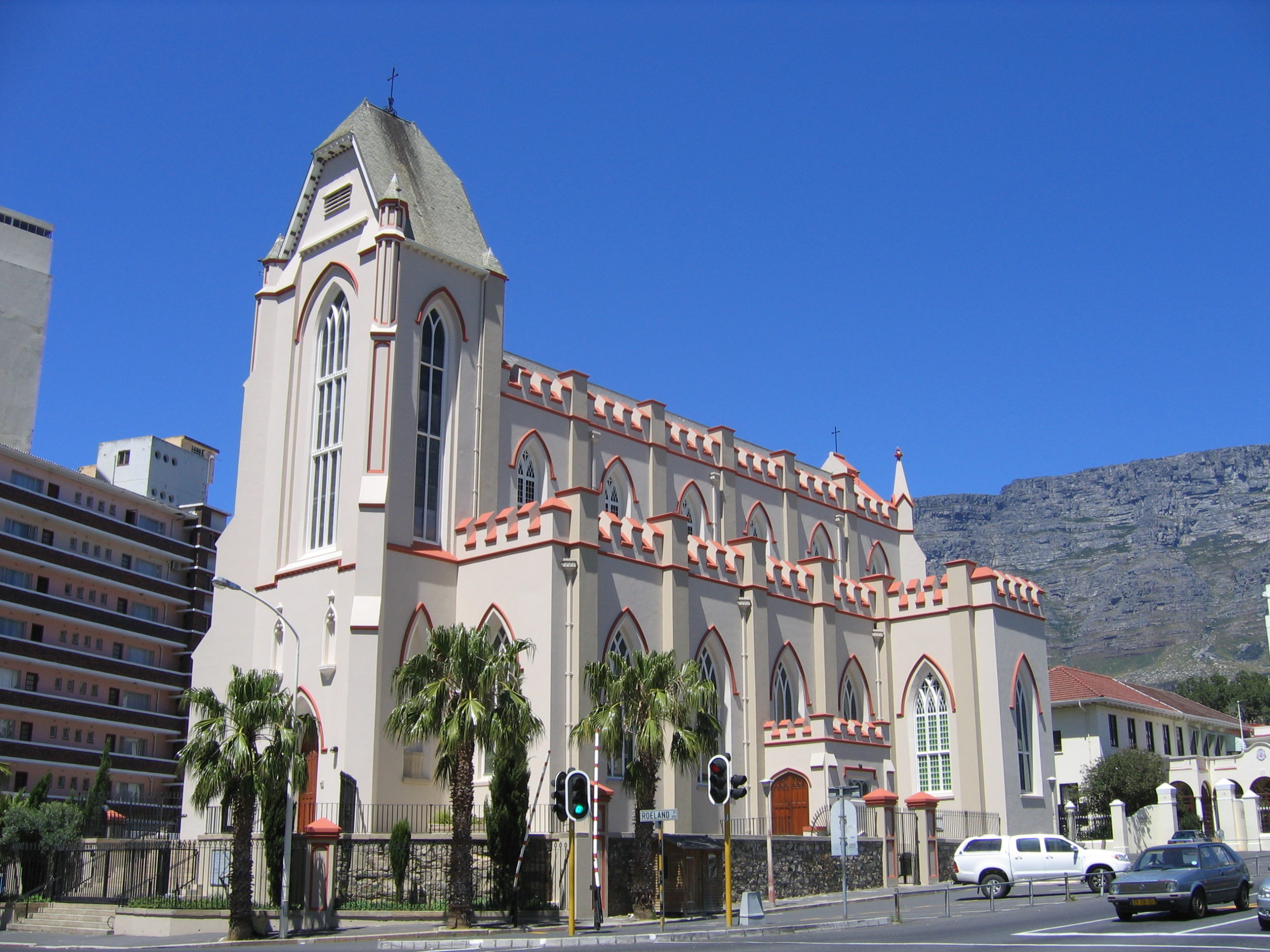 St Mary's Cathedral | CCID