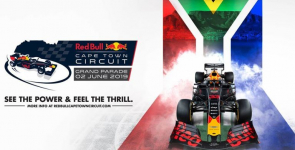 Red Bull Cape Town circuit