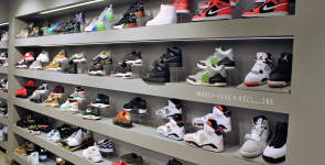 Sneakers at Archive